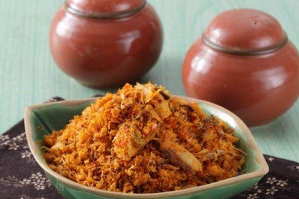 Makanan Tradisional Kalimantan Timur