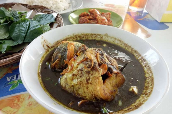 Makanan tradisional hampir punah