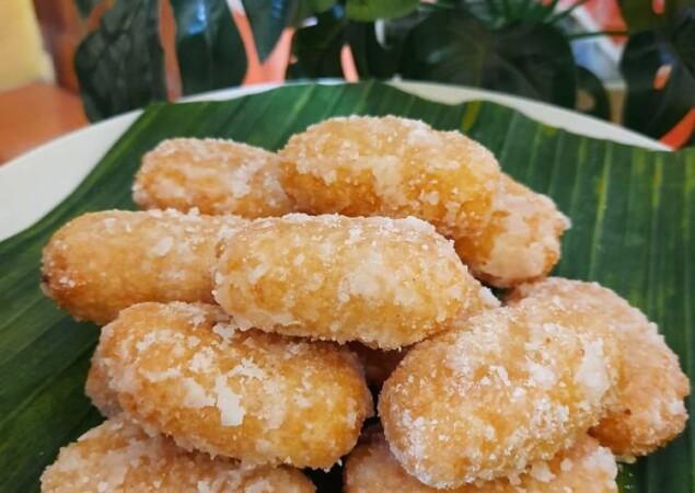 Cemilan khas Nusantara