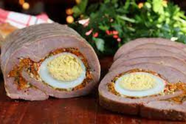 Makanan berbahan telur