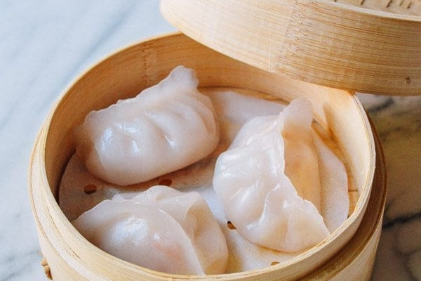 Jenis Chinese Dumpling