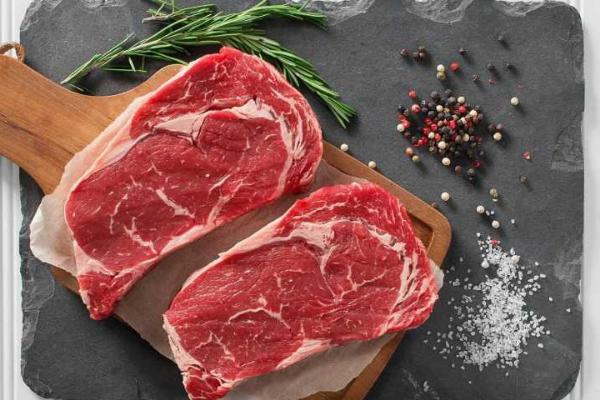 Sajian Daging Steak